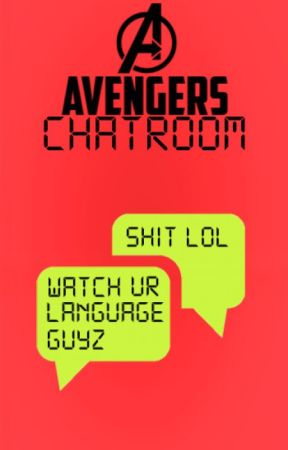 Avengers Chat Room | Marvel by evil-converse-girl
