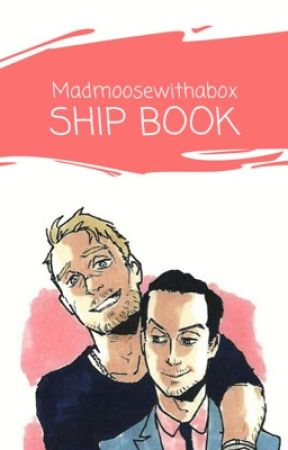 Ship Book by MadMooseWithABox
