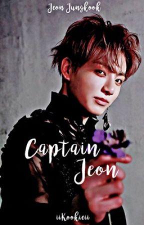 Captain Jeon • J.jk by lunaruane