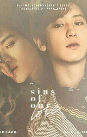 Sins of Our Love  by park__baekii