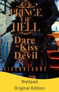 Dare to Kiss the Devil (Published under Bliss) cover