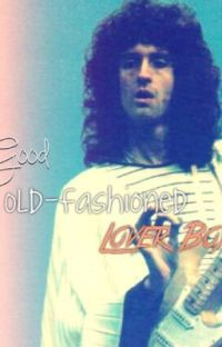 Good Old-Fashioned Lover Boy cover