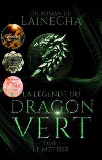 La légende du dragon vert  cover