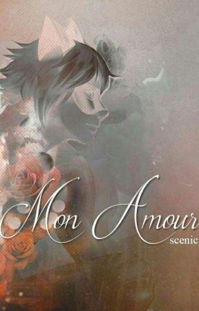 Mon Amour [Yandere! Chat Noir/Adrien Agreste] by sweeven_2
