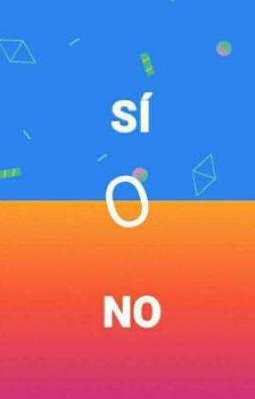 Sí o No (preguntas) by SiloDeFelippe