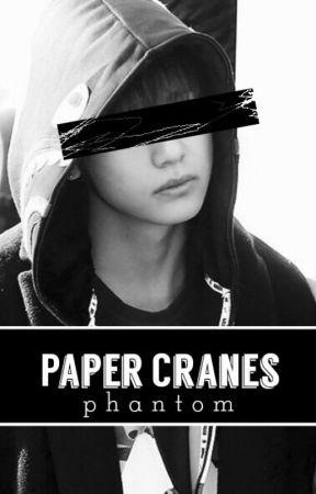 paper cranes - kth [oneshot] by taeboos