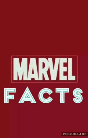 Marvel Facts by Miss_MaryJane