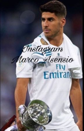 Instagram|Marco Asensio. by smileasensio