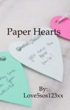 Paper Hearts by Halayna123x