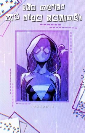 The Masks we Hide Behind    Peter Parker [1]  by prkerweb