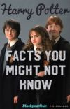Harry Potter Facts You Might Not Know cover