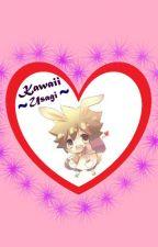 Kawaii Usagi by InfaroyyaAlKarimah