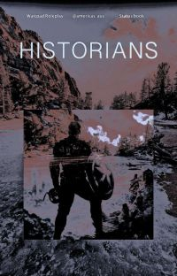 ❝ HISTORIANS ❞ ≫ steve rogers, mbs. cover