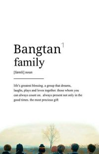 BANGTAN FAMİLY¹✔ cover
