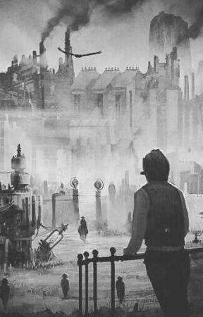 A Monochrome Past (Retro Creepypasta AU) by _Vaudeville_Clown_