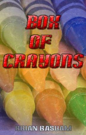Box of Crayons by BrianBasham