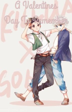 ~A Valentines Day to Remember~ KilluGon One-shot Lemon by bby_chibiusa