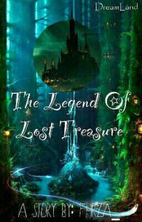 Lost Treasure  by bitterswcet