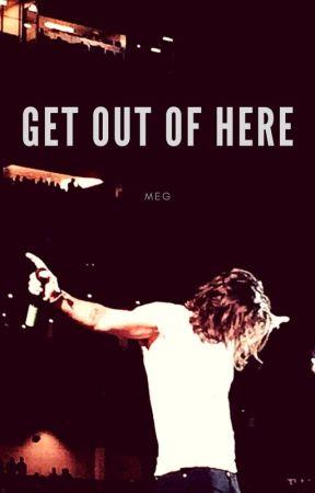 Outta Here by megselenita7