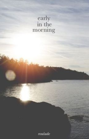early in the morning • zayn malik by roulade