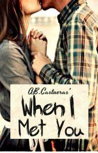 When I Met You... (Luke Sandoval Story) cover
