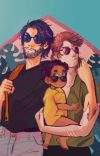 Remus, Sirius And Little Harry cover
