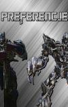 Preferencje Transformers cover