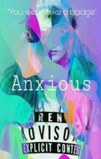 Anxious; Corbyn Besson by Outsidergenes