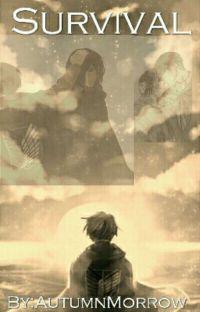 Survival (AOT Rivamika Mikasa X Levi) cover