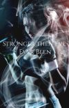 Stronger Then I've Ever Been cover