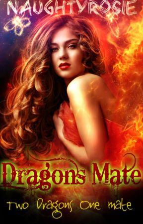 Dragon's Mate by NaughtyRosie