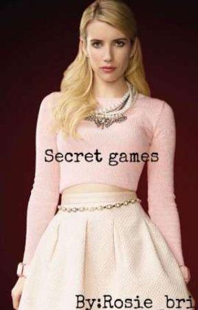 Secret games by Rosie_bri