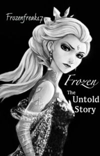 Frozen: The Untold Story cover