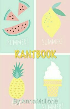 Rantbook by AnnaMallone