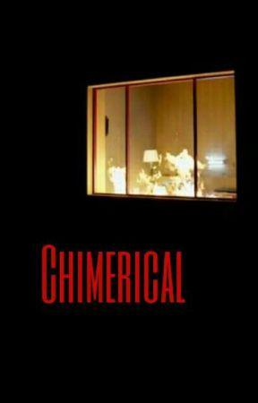 Chimerical • Min Yoongi (+ Jeon Jungkook) by eatbackwardsistae
