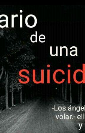 Diario De Una Suicida by Thecrazyclifford