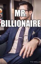 Mr. Billionaire  by DaydreamerGirl97