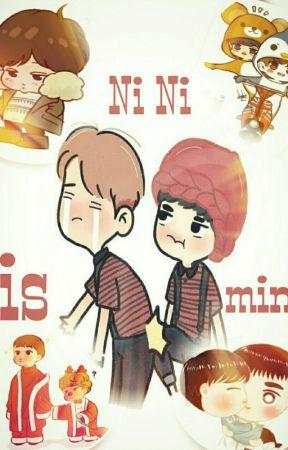 NiNi Is Mine by maydikaphyo