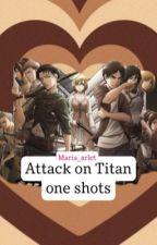 Attack On Titan: One Shots + Headcanons by maria_arlert