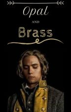 Opal and Brass • Jasper Whitlock Hale by the_Kat_goes_moo