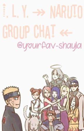 Naruto Group Chat Group Chat Texts Wattpad