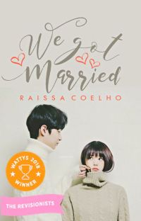 We Got Married ✓ cover