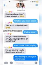 Little Mix Messages   by jerriemyotp