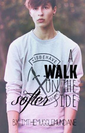 A Walk On The Softer Side (Mpreg) by ImTheMuggleMundane