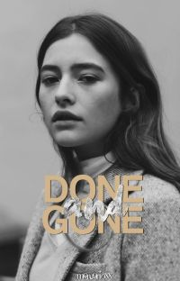 done and gone; ron weasley. cover