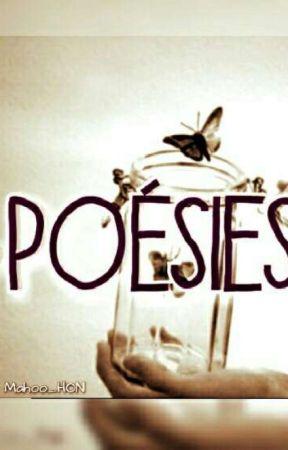 Poésies Perdues by _mahoo__