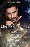 Unexpected Love #2 Sanders Brother's Series cover