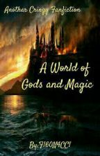 A World Of Gods And Magic - Perseus Jackson Riddle by F180N4CC1