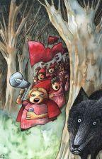 As chapeuzinho vermelho by user74893983