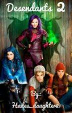 Descendants 2  New bad girls by Trigger_Queen